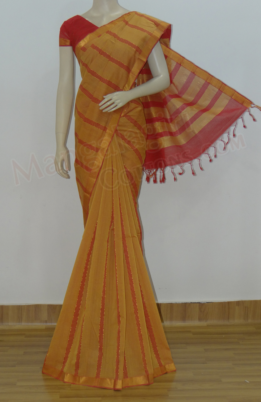 Mangalagiri-Handloom-Cotton-Saree_CS101