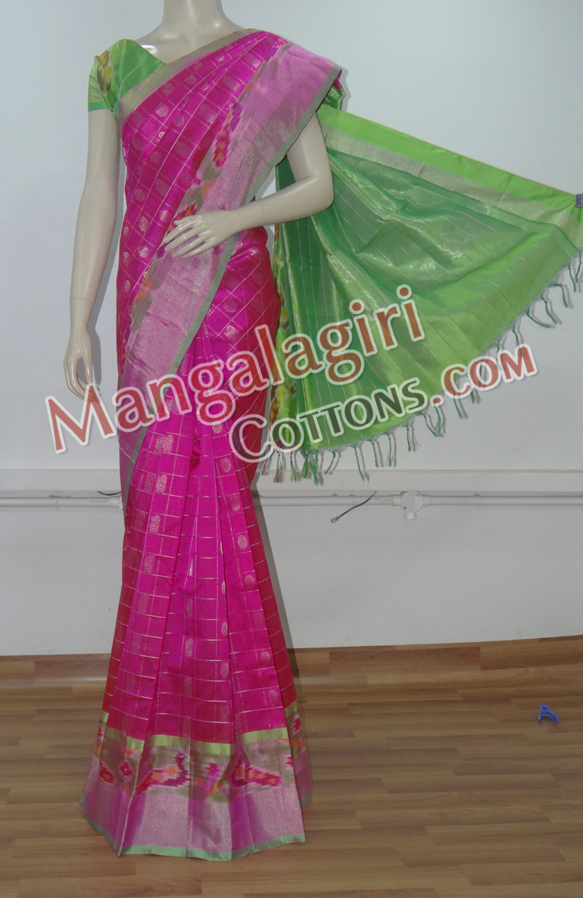 Mangalagiri Cotton | Handloom Sarees | Dress Materials